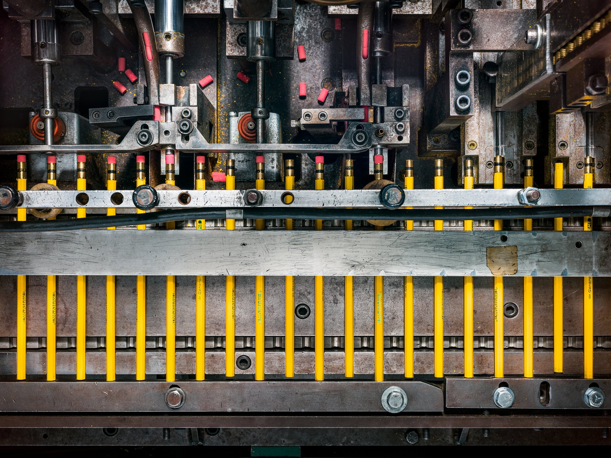 14mag pencil23 superJumbo - Inside One of America's Last Pencil Factories