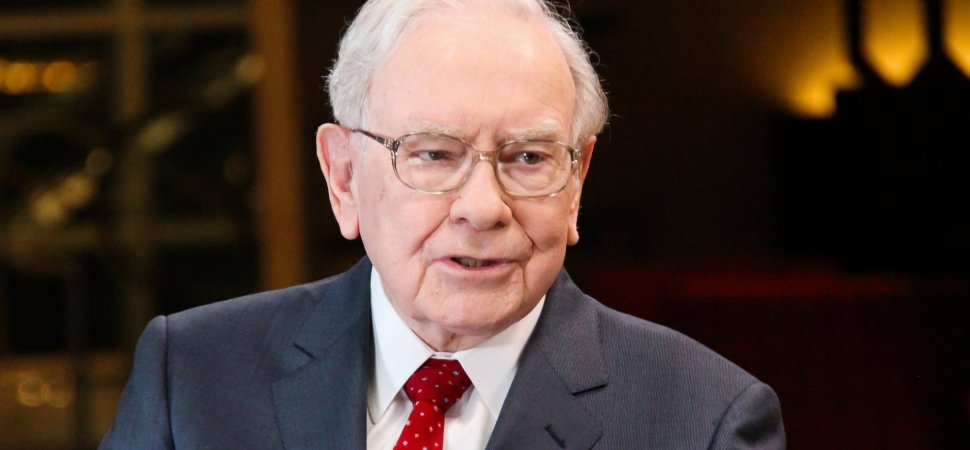 Warren Buffett Says If You Hire People on Intelligence but They Lack This Other Trait, Don't Bother!