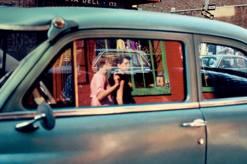 14 1024x680 - Kodachrome Photos Taken By A Shy Student In 1980s NYC