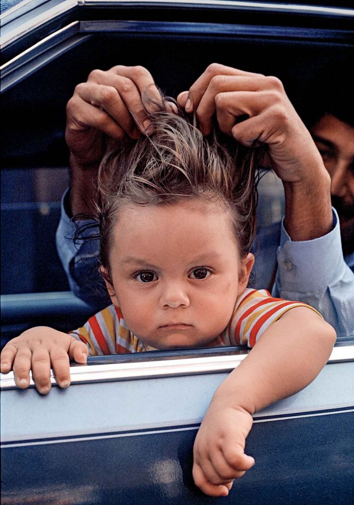 18 718x1024 - Kodachrome Photos Taken By A Shy Student In 1980s NYC