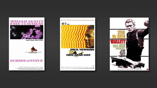 4 in memorian the most iconic film posters of bill gold - 15 movie posters by legendary late designer Bill Gold