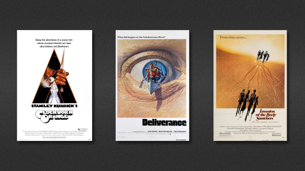 5 in memorian the most iconic film posters of bill gold - 15 movie posters by legendary late designer Bill Gold
