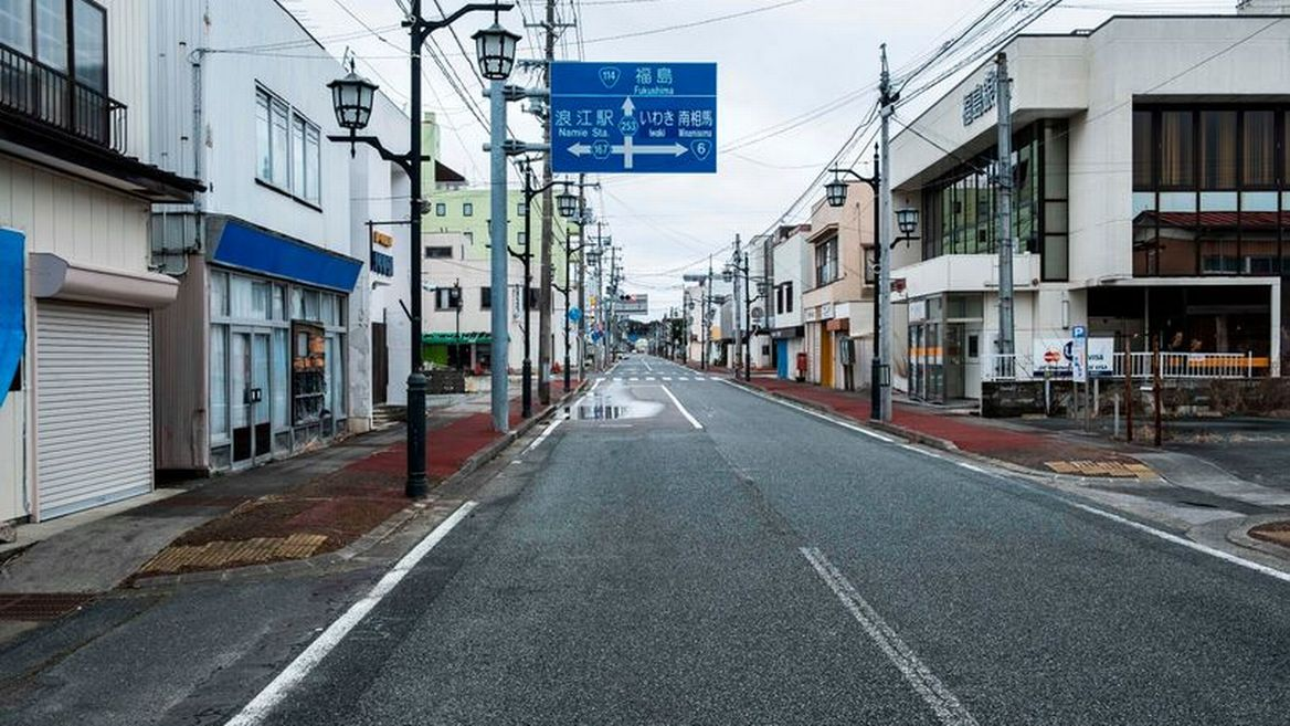PAY Abandoned Fukushima 8 - Eerie pictures show the desolate streets of Fukushima, seven years after nuclear disaster