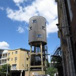 1b  ladbroke grove water tower 150x150 - Zen Story: The Tiger and the Strawberry