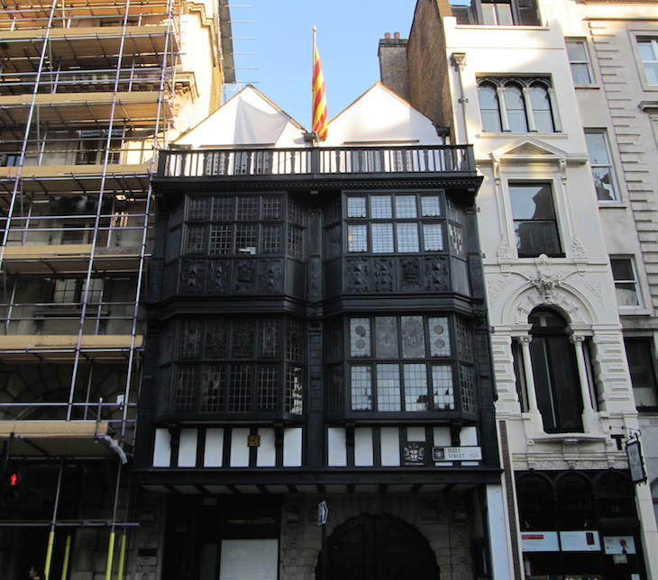 4b  inner temple lane - 13 More Of London's Most Surprising Buildings
