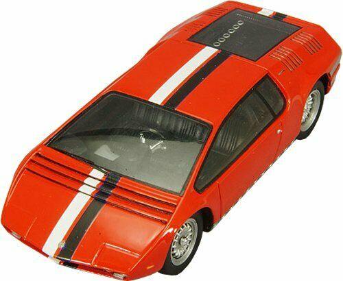 Spark 143 Bizzarrini Manta Red Tokyo Racing Car Show 1969 - Classic Concepts: 1968 Bizzarrini Manta