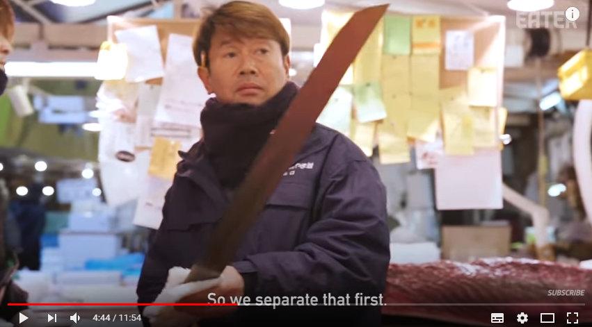 Yukitaka Yamaguchi is the Tuna King