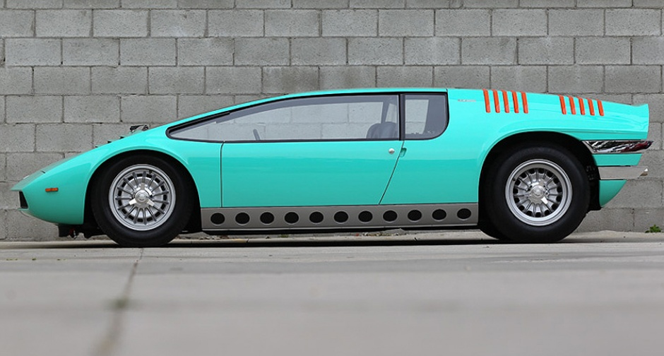 Classic Concepts: 1968 Bizzarrini Manta