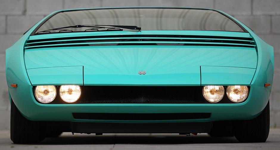 bizzarrini manta 06pop - Classic Concepts: 1968 Bizzarrini Manta