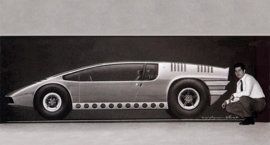 bizzarrini manta 07pop - Classic Concepts: 1968 Bizzarrini Manta