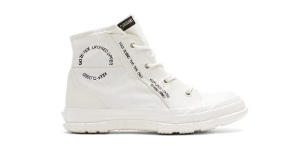 The Converse Mountain Club utility boot Chuck Taylor MC18