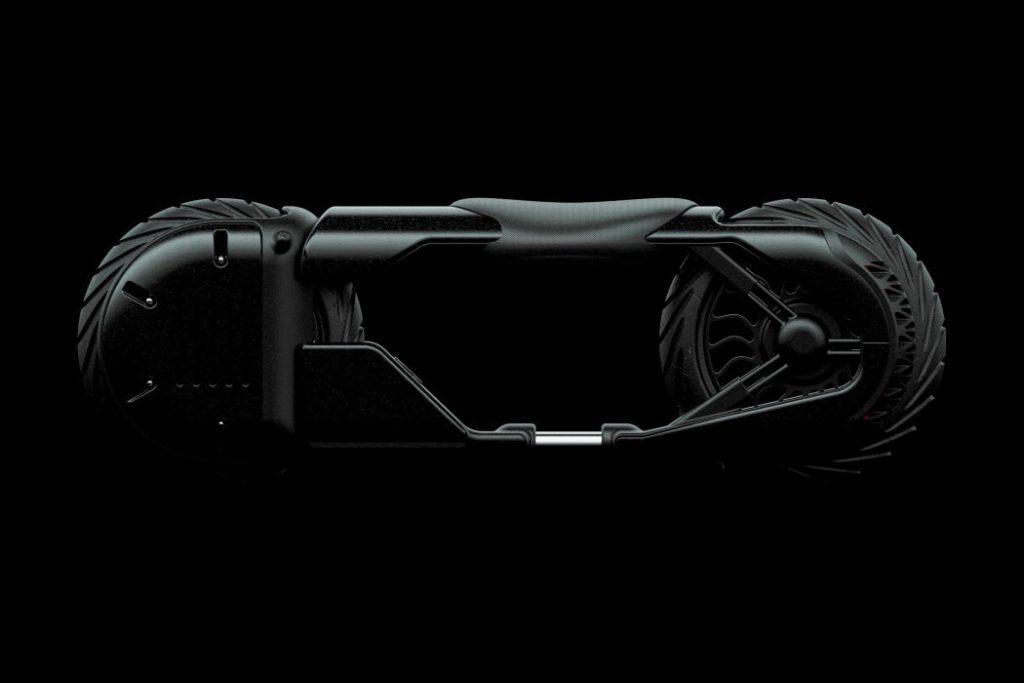 sedov b1 3 1024x683 - A motorbike that looks… un-bikely