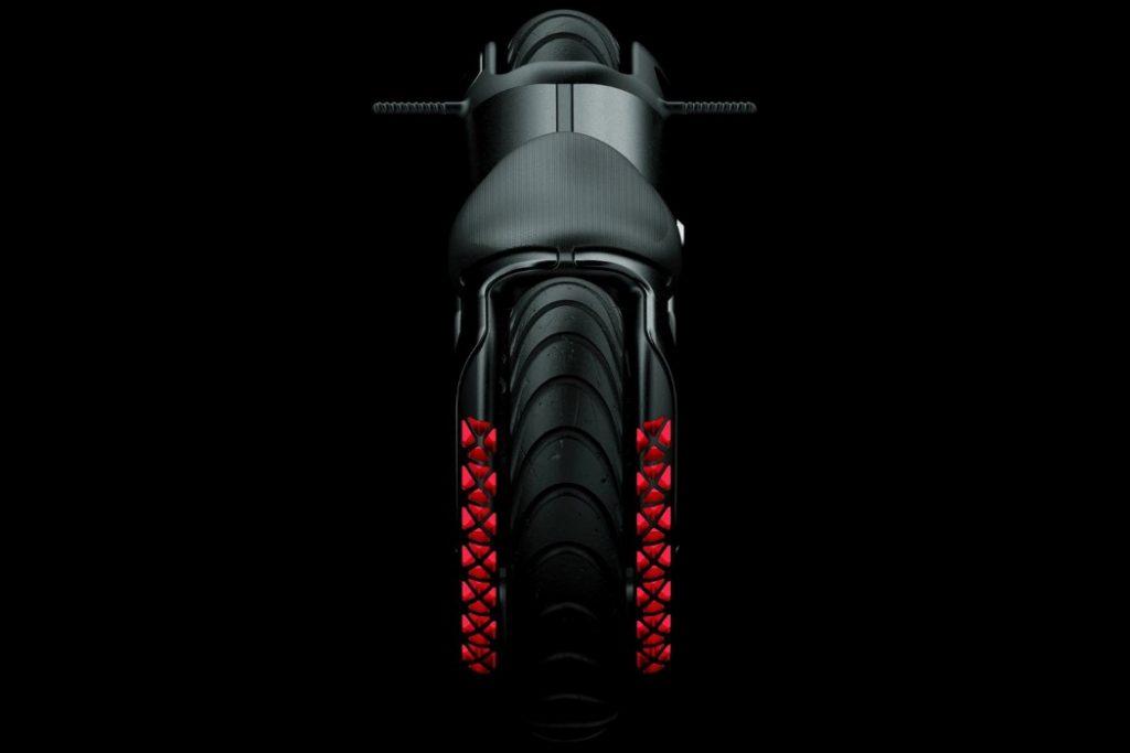 sedov b1 5 1024x683 - A motorbike that looks… un-bikely