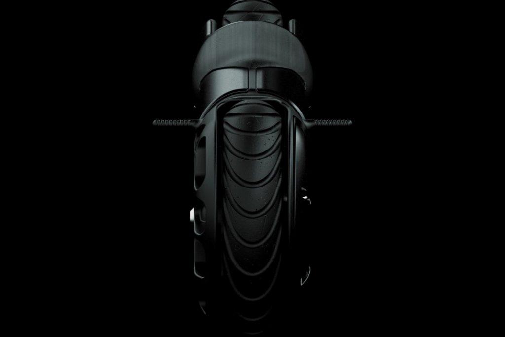 sedov b1 6 1024x683 - A motorbike that looks… un-bikely