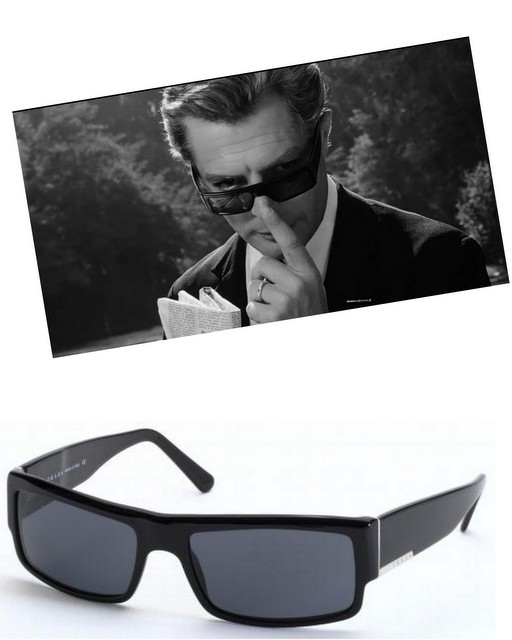Prada sunglasses model SPR07F - A Guide to Men's Classic Sunglasses