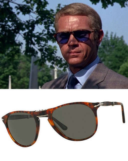 Steve McQueen Persol Sunglasses 714 - A Guide to Men's Classic Sunglasses