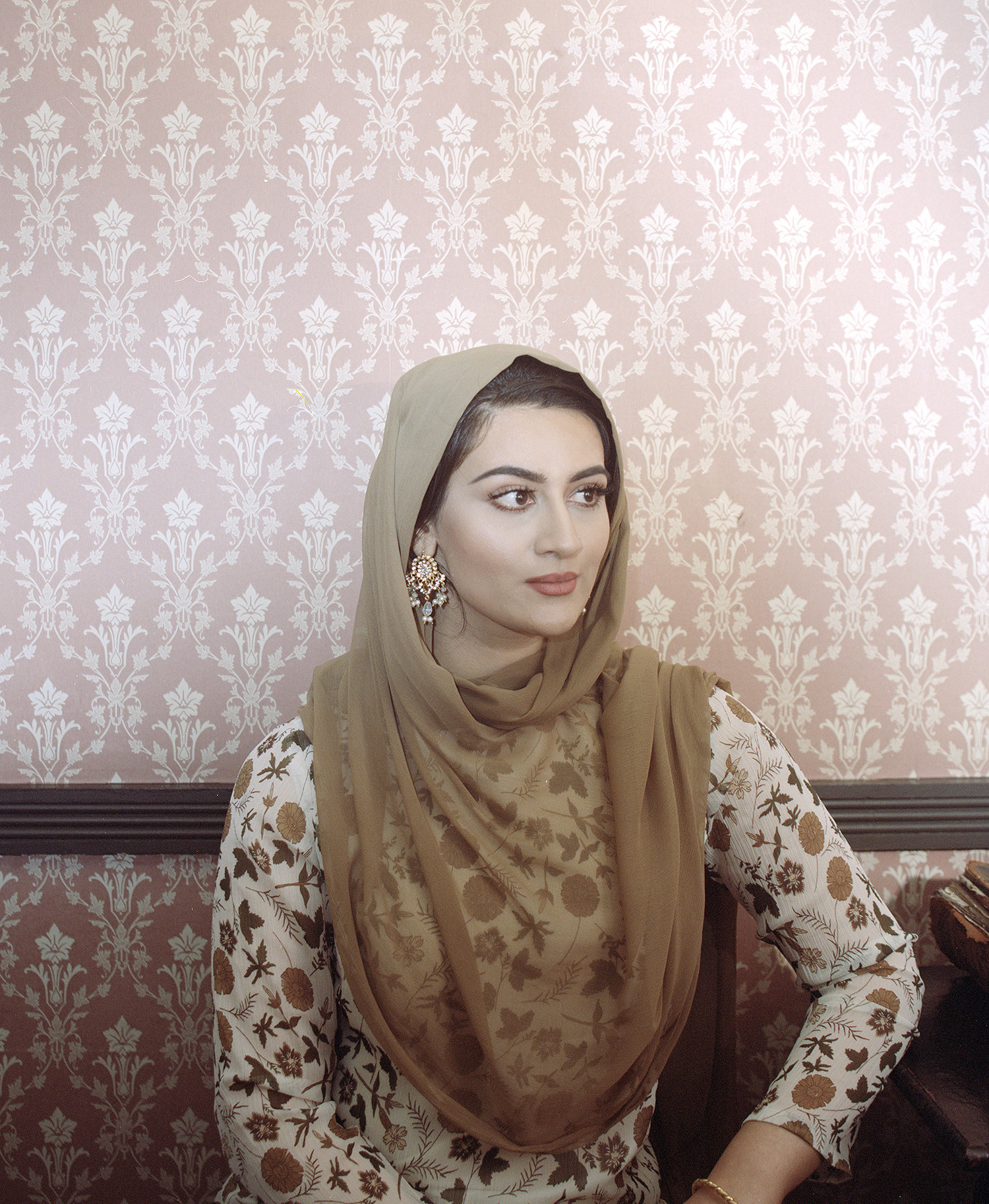 Maryam Wahid Portrait of Britain 2018 winner - A Portrait of Britain's Pakistani community