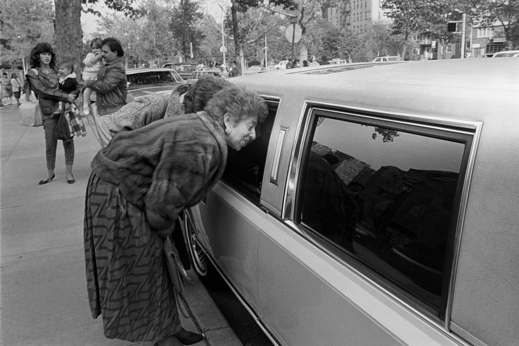 4000 1 1024x683 - Photographer Kathy Shorr on driving a limo in 80s Brooklyn