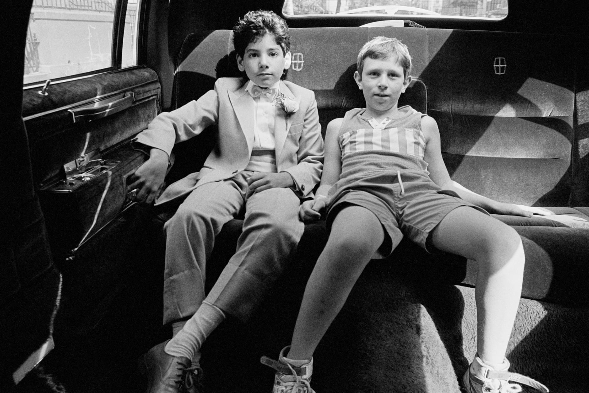 4000 - Photographer Kathy Shorr on driving a limo in 80s Brooklyn