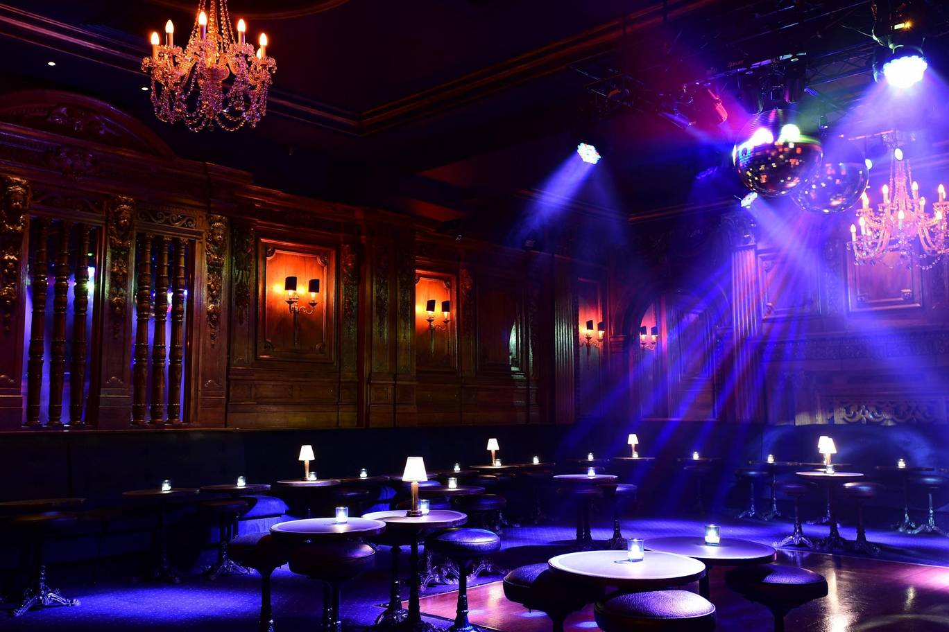 disco - Inside the hedonistic Mayfair nightclub loved by the stars