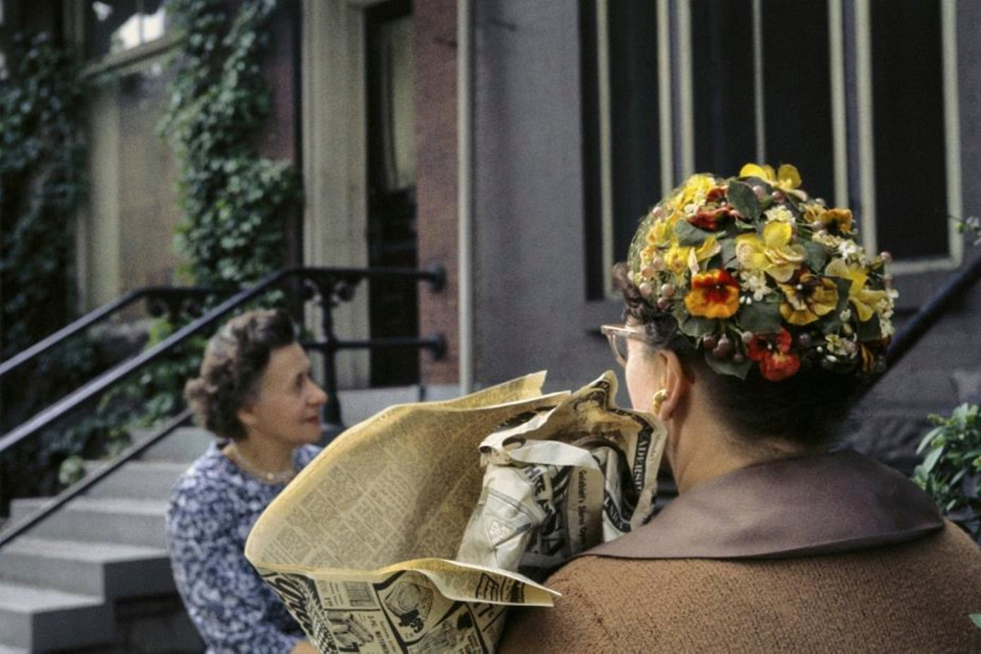 What the nanny saw: Vivian Maier's street photography