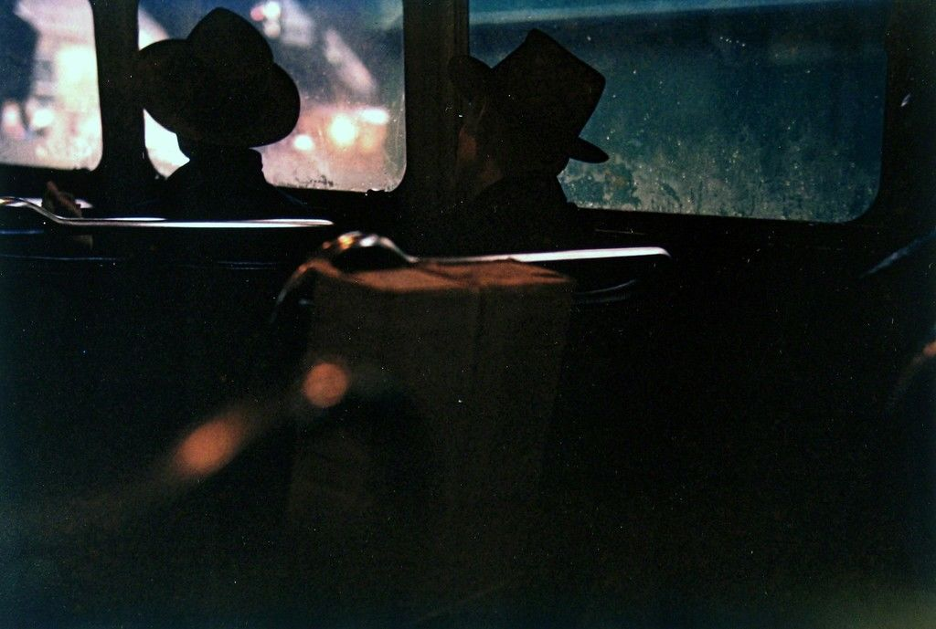 saul leiter untitled